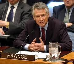 Dominique de Villepin VN 2003