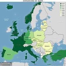 NAVO-uitbreiding tot 2015