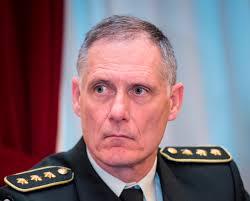 Eddy Testelmans van de militaire Algemene Dienst Inlichting en Veiligheid