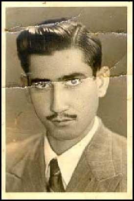 Naeim Giladi _ portret