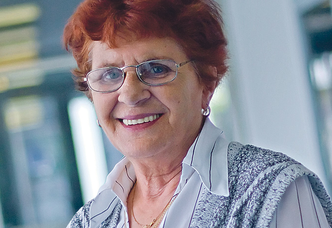 Mária Wittner
