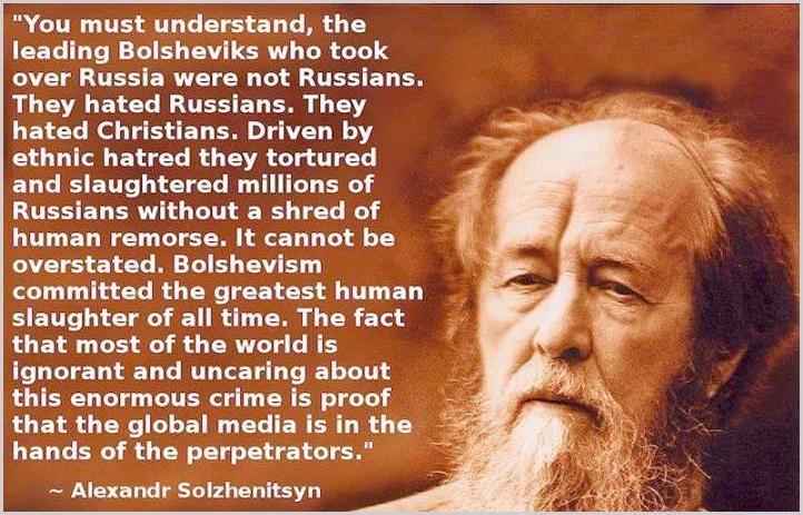 Solzhenitsyn quote